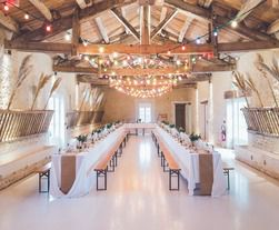 Rustic Wedding Hall