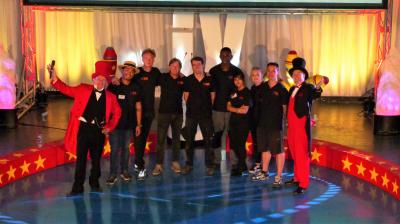 IBM IX Circus Team Build & Conference Photograph 2