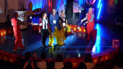 IBM IX Circus Team Build & Conference Photograph 3